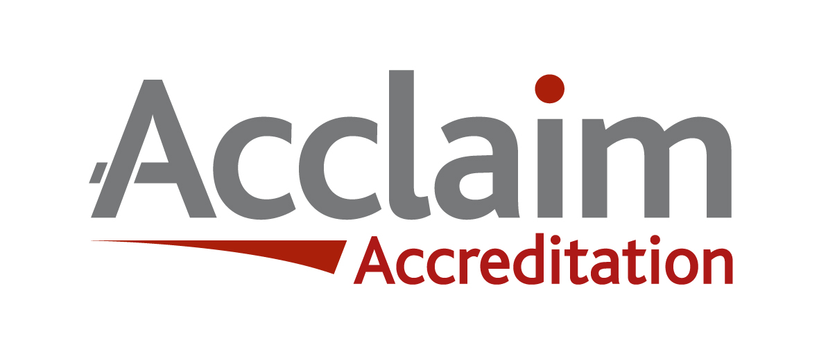 Acclaim Health and Safety Accreditation