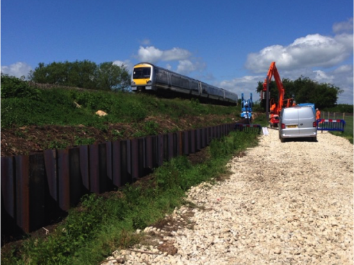 Bridge Farm Embankment Stabilisation