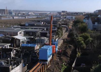 Shoreham Adur Tidal Walls Reach W5