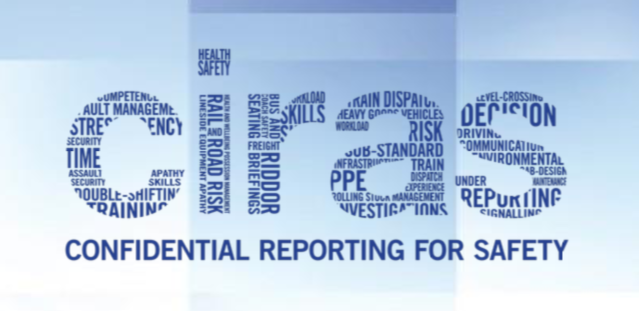 Confidential Incident Reporting & Analysis System for Transport